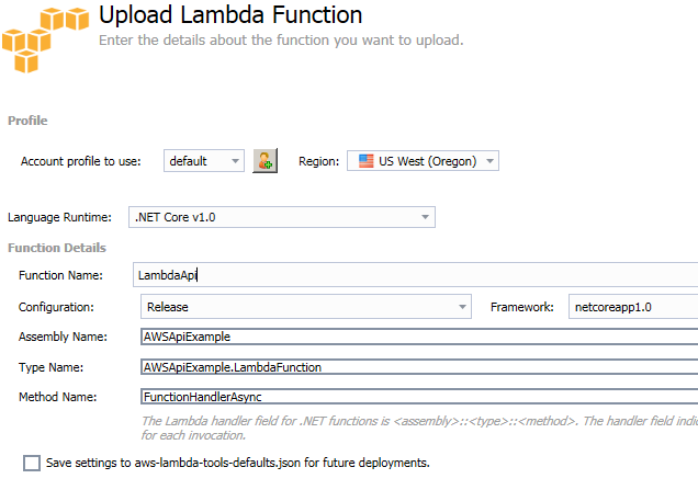 How To Turn Your Existing ASP net Core API Into A Lambda